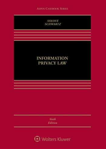 9781454892755-1454892757-Information Privacy Law (Aspen Casebook)