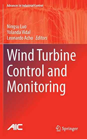 9783319084121-3319084127-Wind Turbine Control and Monitoring (Advances in Industrial Control)