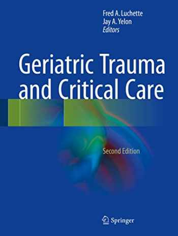 9783319486857-3319486853-Geriatric Trauma and Critical Care