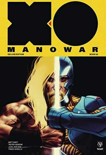 9781682153482-1682153487-X-O Manowar by Matt Kindt Deluxe Edition Book 2