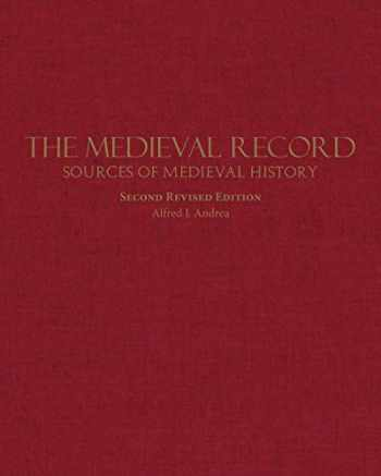 9781624668395-1624668399-The Medieval Record: Sources of Medieval History