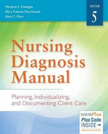 9780803644748-0803644744-Nursing Diagnosis Manual: Planning, Individualizing, and Documenting Client Care