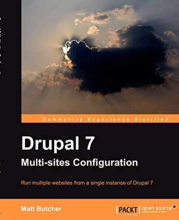 9781849518000-1849518009-Drupal 7 Multi Sites Configuration