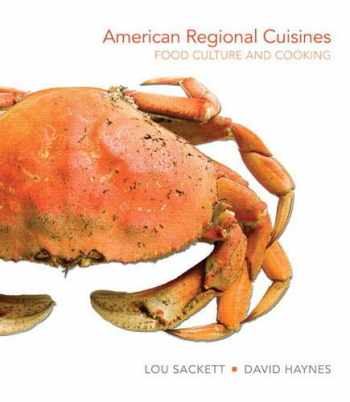 9780131109360-0131109367-American Regional Cuisines: Food Culture and Cooking