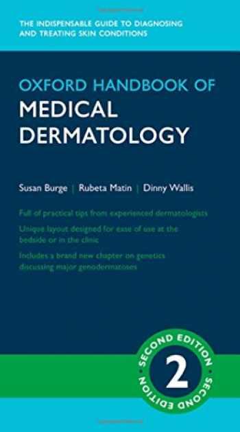 9780198747925-0198747926-Oxford Handbook of Medical Dermatology (Oxford Medical Handbooks)