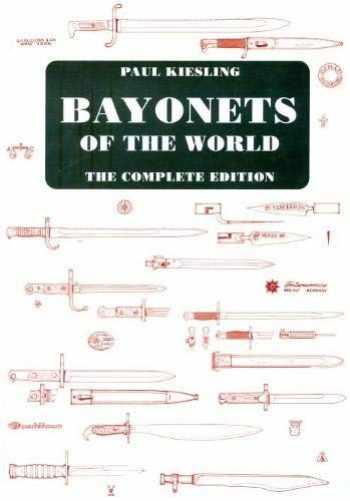 9789070987053-9070987058-Bayonets of the World