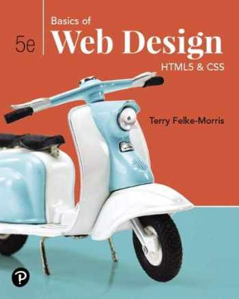 9780135225486-0135225485-Basics of Web Design: HTML5 & CSS