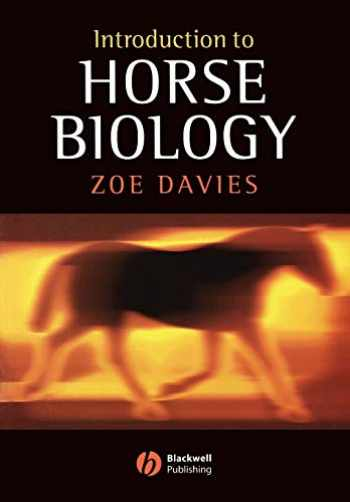 9781405121620-1405121629-Introduction to Horse Biology