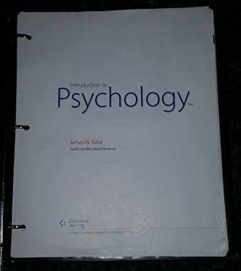 9781305630543-1305630548-Introduction to Psychology, Loose-leaf Version