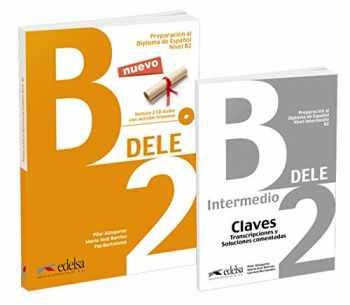9788490816714-8490816719-Pack DELE B2 (libro + claves) (Preparación al DELE - Jóvenes y adultos - Preparación al DELE - Nivel B2) (Spanish Edition)