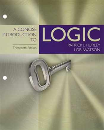 9781337547079-1337547077-Bundle: A Concise Introduction to Logic, Loose-Leaf Version, 13th + MindTap Philosophy, 1 term (6 months) Printed Access Card
