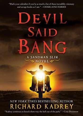 9780062197603-0062197606-Devil Said Bang: A Sandman Slim Novel (Sandman Slim, 4)