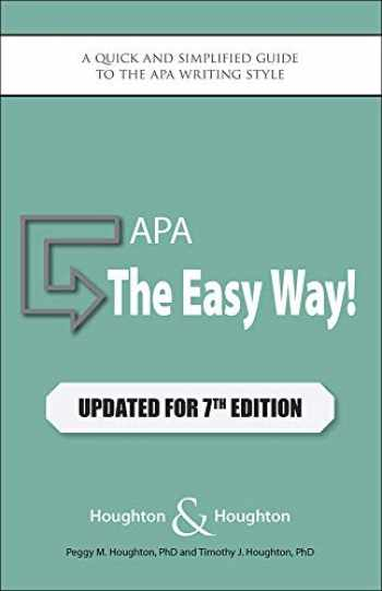 9781733007955-1733007954-APA: The Easy Way (Updated for 7th Edition)