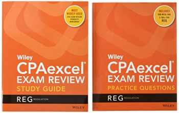9781119647577-1119647576-Wiley CPAexcel Exam Review 2020 Study Guide + Question Pack: Regulation (Wiley CPAexcel Exam Review Regulation)