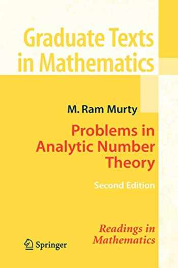 9781441924773-1441924779-Problems in Analytic Number Theory (Graduate Texts in Mathematics (206))
