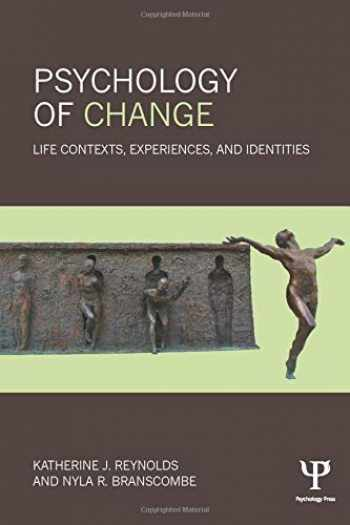 9781138833678-1138833673-Psychology of Change: Life Contexts, Experiences, and Identities