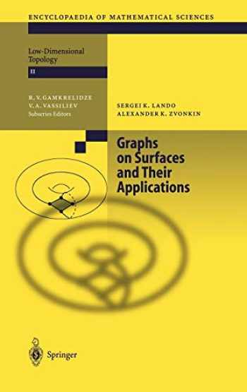 9783540002031-3540002030-Graphs on Surfaces and Their Applications
