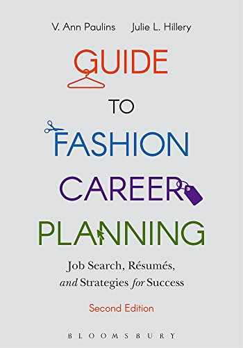 9781501314643-1501314645-Guide to Fashion Career Planning: Job Search, Resumes and Strategies for Success
