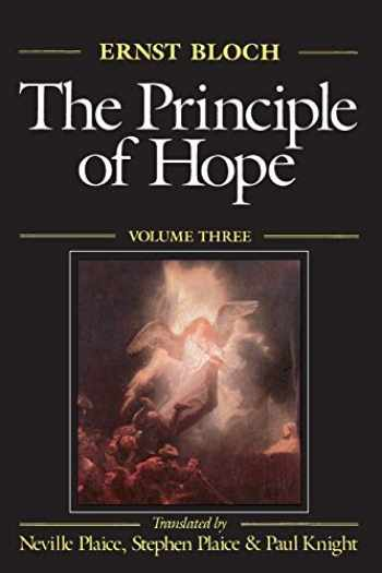 9780262522014-0262522012-The Principle of Hope, Vol. 3 (Studies in Contemporary German Social Thought) (Volume 3)