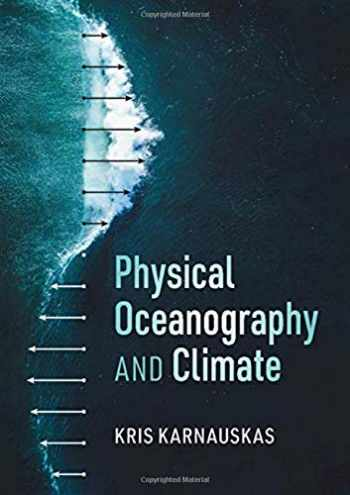 9781108423861-1108423868-Physical Oceanography and Climate