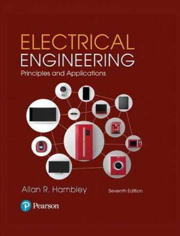 9780134484143-0134484142-Electrical Engineering: Principles & Applications