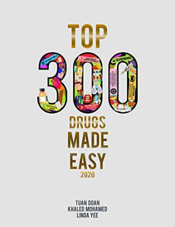 9780578635583-0578635585-Top 300 Drugs Made Easy 2020/2021