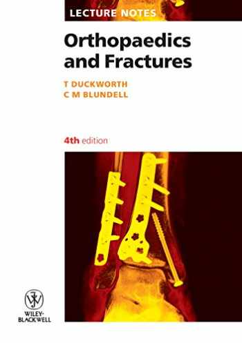 9781405133296-1405133295-Orthopaedics and Fractures
