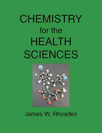 9780744296259-0744296250-Chemistry for the Health Sciences Laboratory Experiments