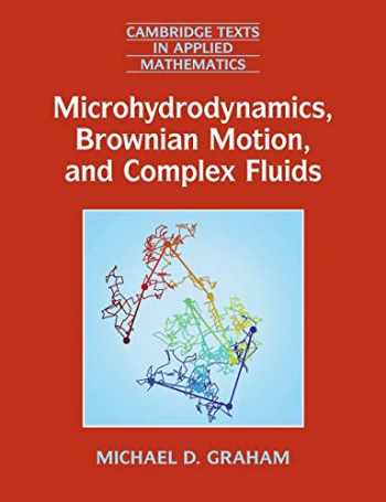 9781107695931-1107695937-Microhydrodynamics, Brownian Motion, and Complex Fluids (Cambridge Texts in Applied Mathematics)