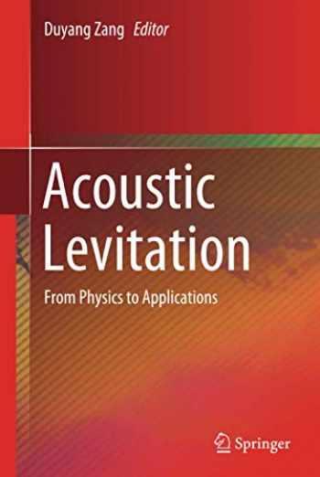 9789813290648-9813290641-Acoustic Levitation
