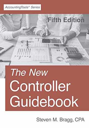 9781642210422-1642210420-The New Controller Guidebook: Fifth Edition