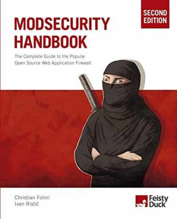 9781907117077-1907117075-ModSecurity Handbook, Second Edition