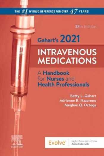 9780323757386-0323757383-Gahart's 2021 Intravenous Medications: A Handbook for Nurses and Health Professionals