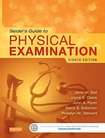 9780323112406-0323112404-Seidel's Guide to Physical Examination (Mosby's Guide to Physical Examination)