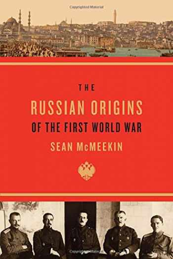 9780674072336-0674072332-The Russian Origins of the First World War