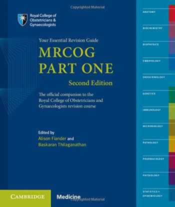 9781107667136-1107667135-MRCOG Part One (Your Essential Revision Guide)