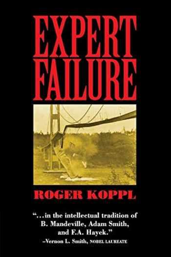 9781316503041-1316503046-Expert Failure (Cambridge Studies in Economics, Choice, and Society)