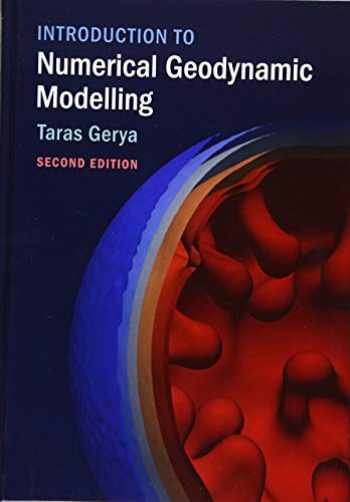 9781107143142-1107143144-Introduction to Numerical Geodynamic Modelling