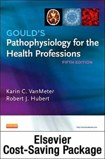 9780323240871-0323240879-Gould's Pathophysiology for the Health Professions - Text and Study Guide Package