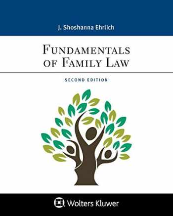 9781543801620-1543801625-Fundamentals of Family Law (Paralegal Series)
