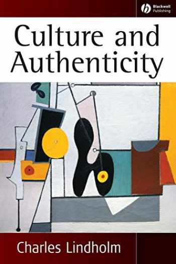 9781405124430-1405124431-Culture and Authenticity
