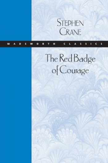 9780534521172-0534521177-The Red Badge of Courage (Wadsworth Classics)