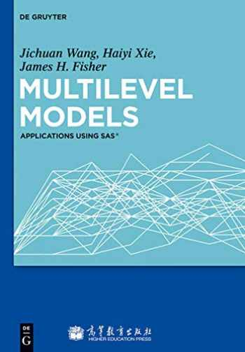 9783110267594-3110267594-Multilevel Models. Applications using SAS