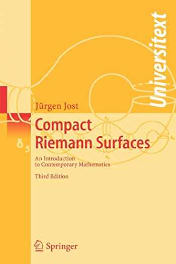 9783540330653-3540330658-Compact Riemann Surfaces: An Introduction to Contemporary Mathematics (Universitext)