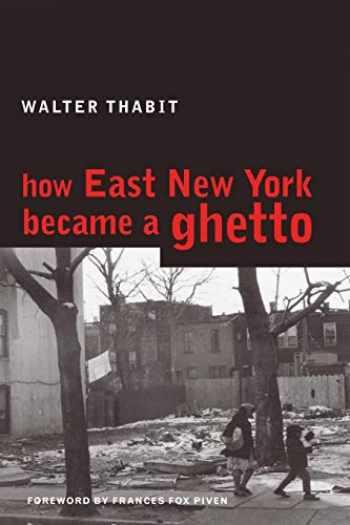 9780814782675-0814782671-How East New York Became a Ghetto