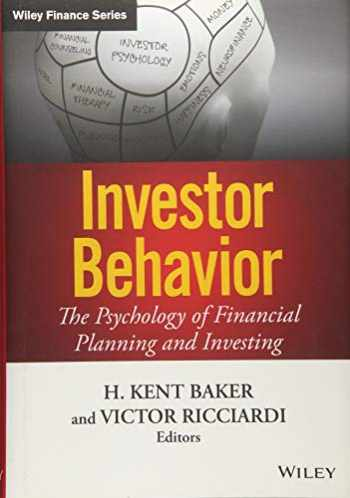 9781118492987-1118492986-Investor Behavior: The Psychology of Financial Planning and Investing