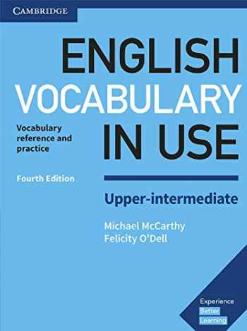 9781316631751-1316631753-English Vocabulary in Use Upper-Intermediate Book with Answers: Vocabulary Reference and Practice