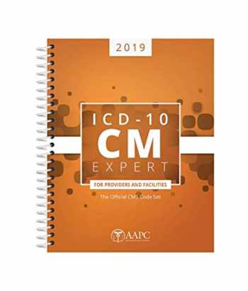 9781626886056-1626886059-ICD-10-CM Expert 2019 for Providers & Facilities (ICD-10-CM Complete Code Set)