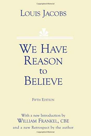 9780853035602-0853035601-We Have Reason to Believe: Fifth Edition
