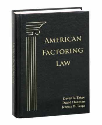 9781570187926-1570187924-American Factoring Law